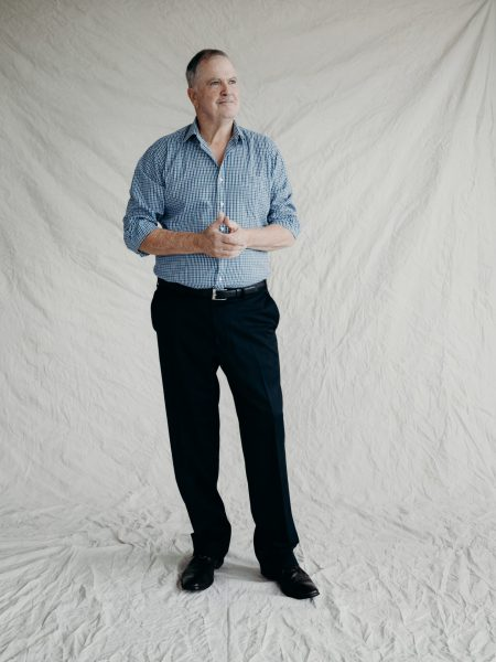Geoff Spalding, NOROCK Logistics Manager